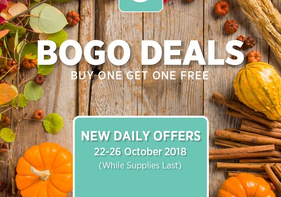 Buy One Get one Free Deals from DoTERRA