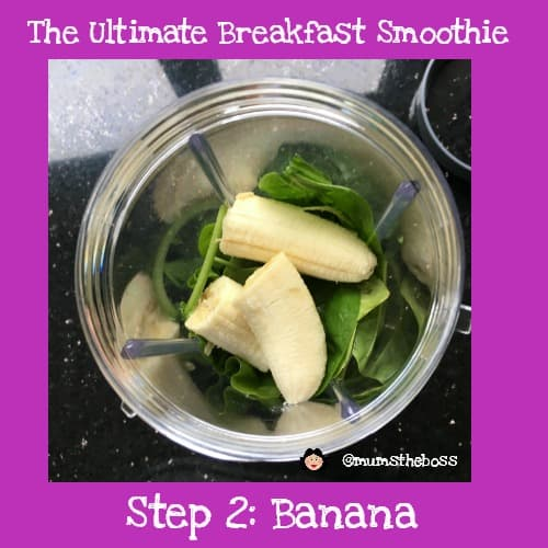 Ultimate Breakfast Smoothie recipe