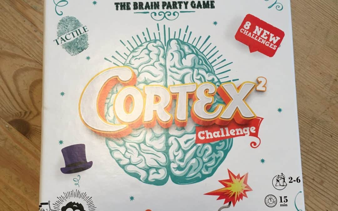 Blogger Board Game Club: Review of Cortex