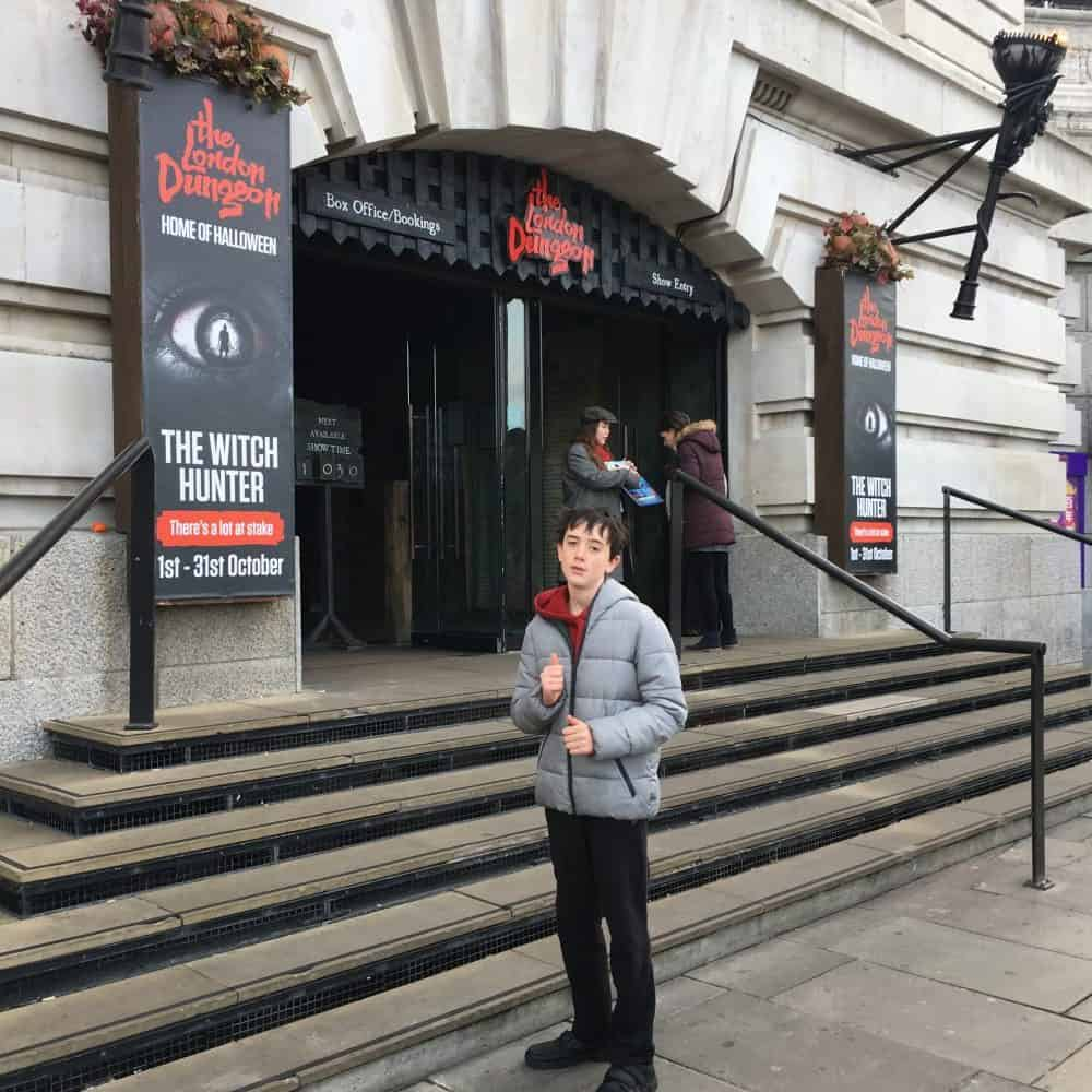 London Dungeon: Half term Fun with Merlin Annual Pass