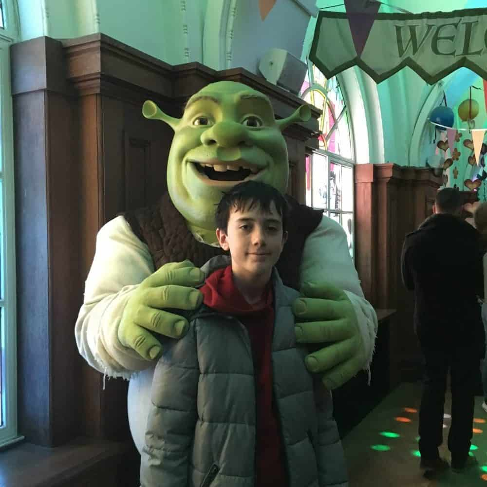 Shrek's Adventure: Half Term Fun with Merlin Annual Pass