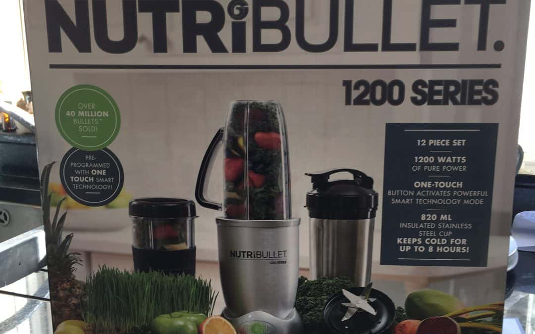 Review of Nutribullet 1200