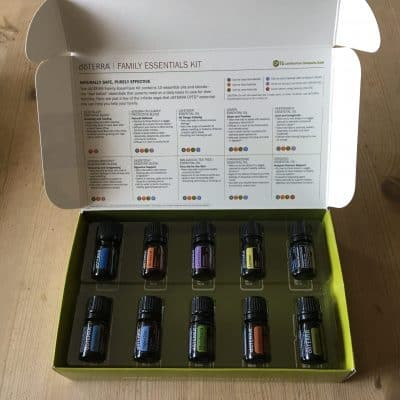 DoTERRA oils: Review of the Family Essentials Kit