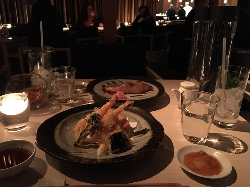 London Restaurant Festival – Review of Sake No Hana