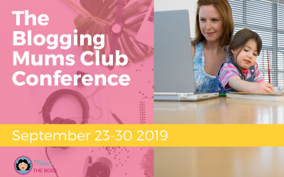 Coming this September – the Blogging Mums Club conference