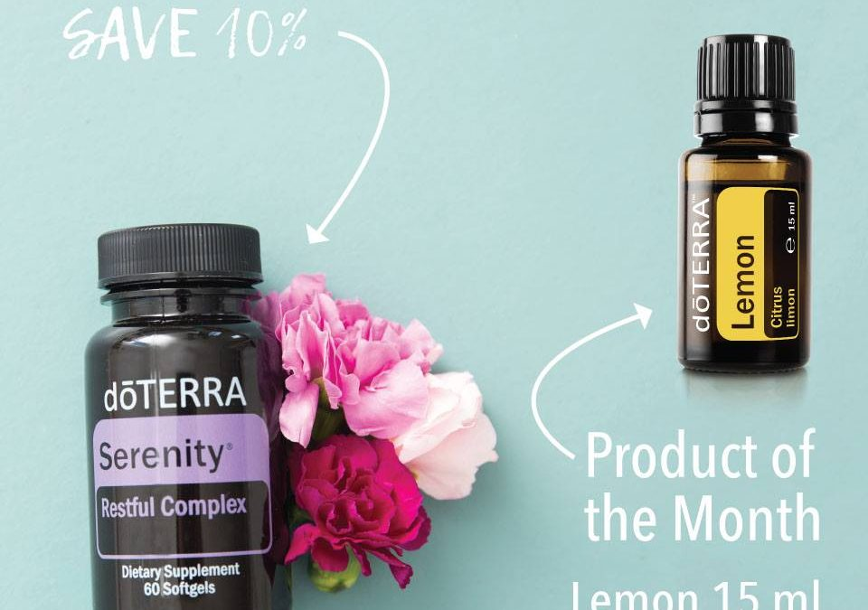 October Offers from DoTERRA