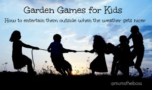 garden games for kids