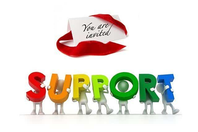 invited-support