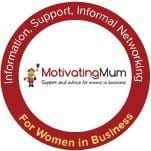 motivating-mum-badge