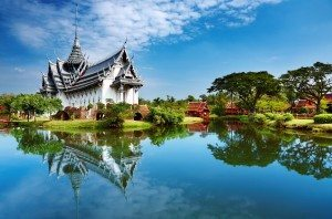 Sanphet Prasat Palace, Bangkok - photo by Shutterstock