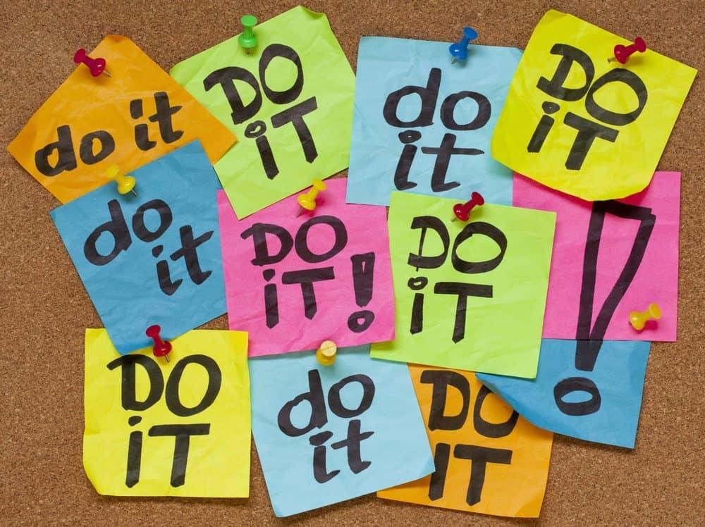 How do you conquer Procrastination?