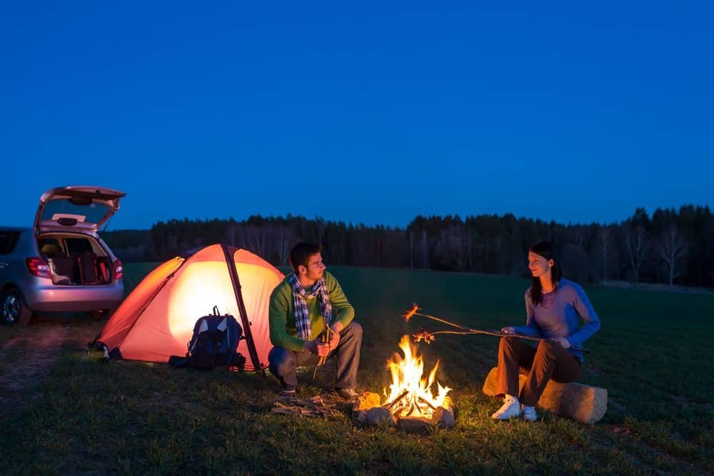 3 Ways Camping Could Make You A Better Blogger