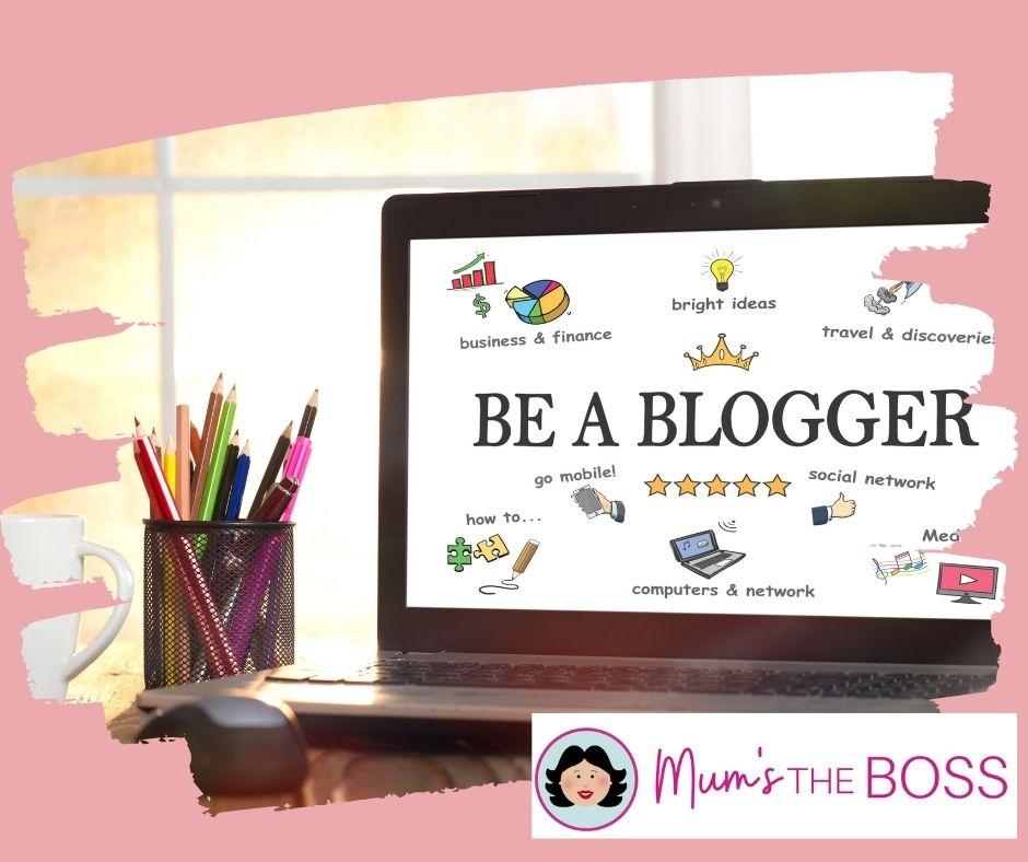 Influencer marketing - be a blogger