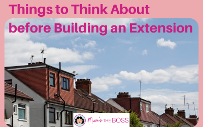 What to Think About before Extending your Home