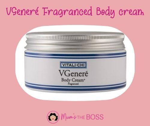 VGeneré Body Cream from Vitali-Chi