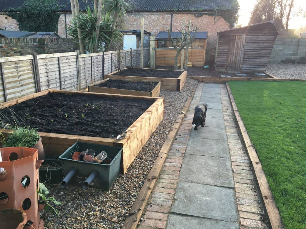My Garden Makeover and Home Gym project is complete