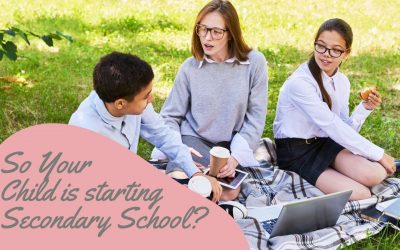 Starting secondary school – what parents need to know