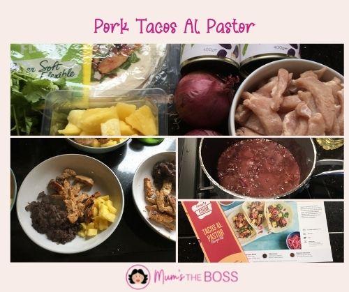 Tacos al Pastor Simply Cook