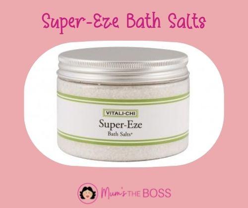 Super-Eze bath salts from Vitali-Chi