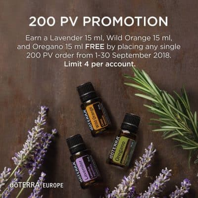 doTERRA UK monthly specials