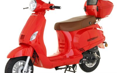 Should you buy a moped for a 16-year-old?
