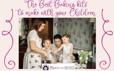 The best baking kits for cooking with children