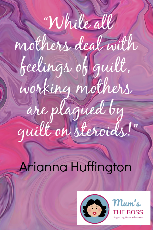 Mum guilt is bad but woking mum guilt is the worst of all