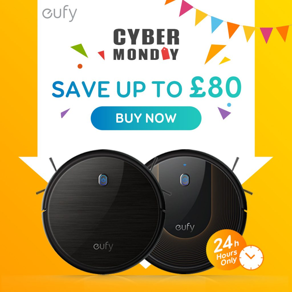 Robovac Cyber Monday sale