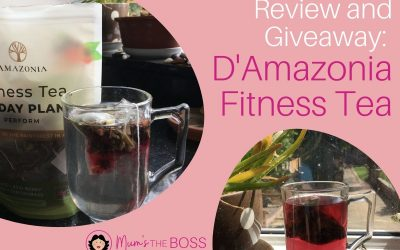 Review and Giveaway – D'Amazonia Fitness Tea