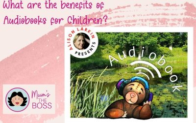 Audiobooks for Children – a sanity-saver for frazzled mums
