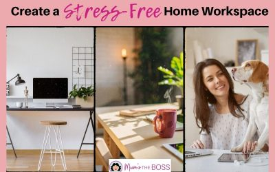 Ideas to create a stress-free home workspace