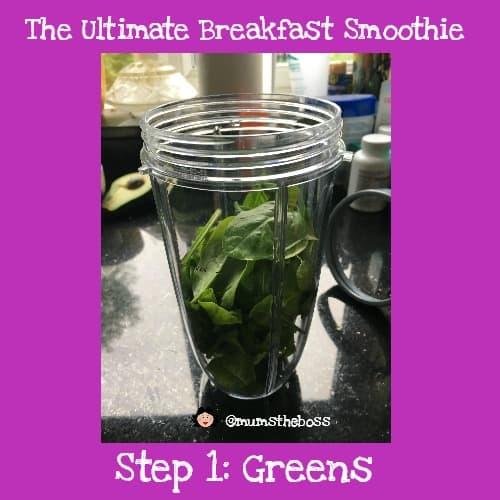 Ultimate Breakfast Smoothie recipe