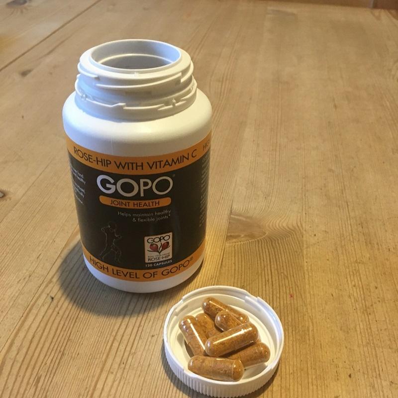 GOPO joint health capsules