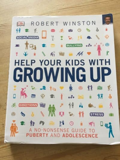 Book Review: Help your Kids with Growing Up