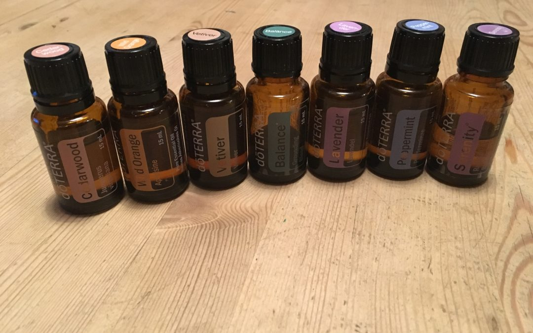 How to start selling doTERRA products