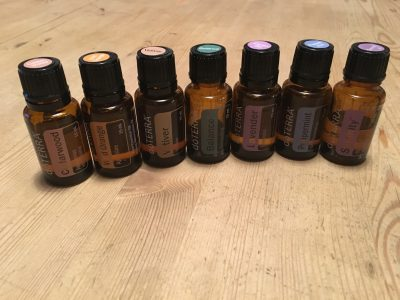 starting to sell doterra