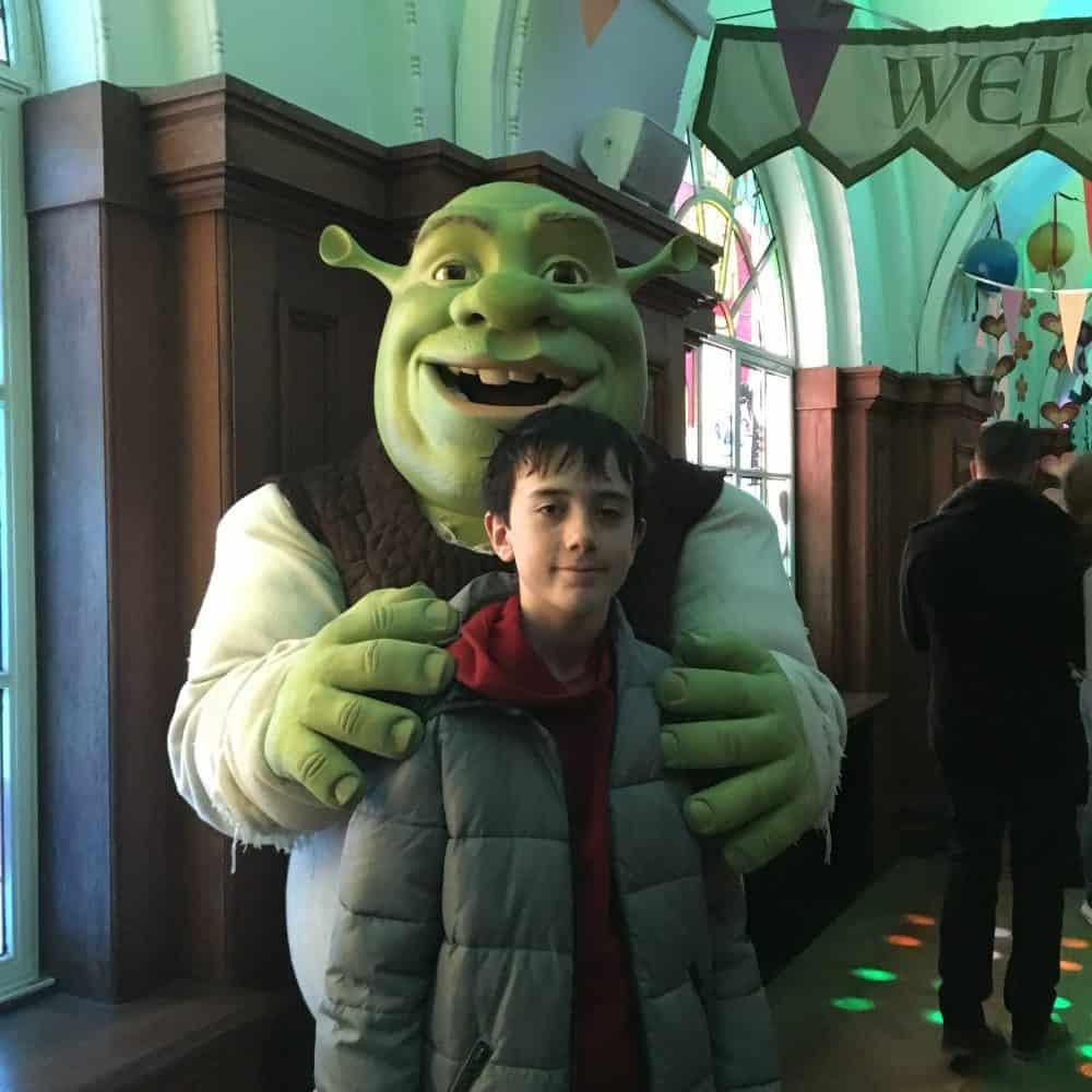 Shrek's Adventure: Half Term Fun with Merlin Annual Pass
