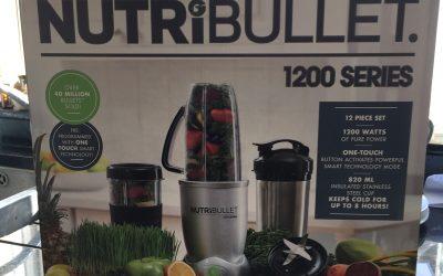 Review of Nutribullet 1200