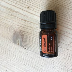 DoTERRA OnGuard Blend, part of the Family Essentials kit