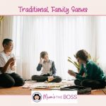 Traditional Family Games