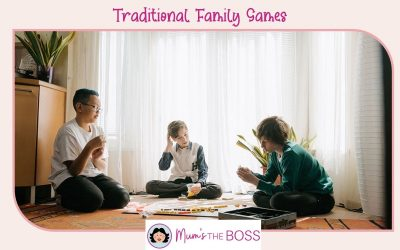 Our Favourite Traditional Family Games