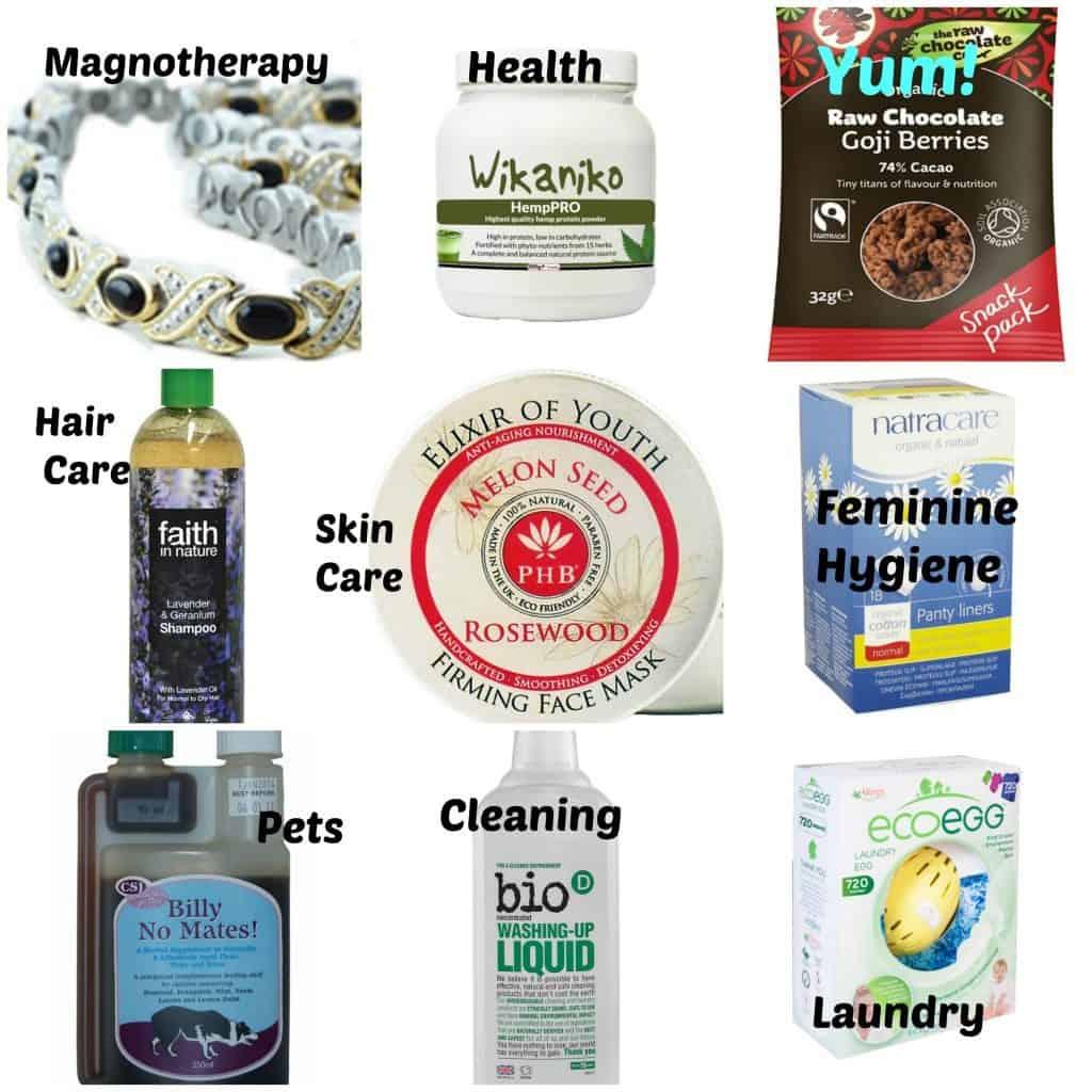 Wikaniko products