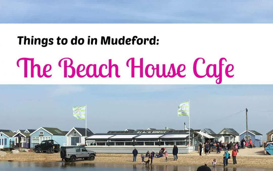 Things to do in Mudeford: The Beach House Cafe