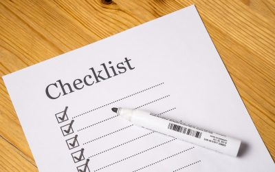 How a simple checklist can drastically improve your home