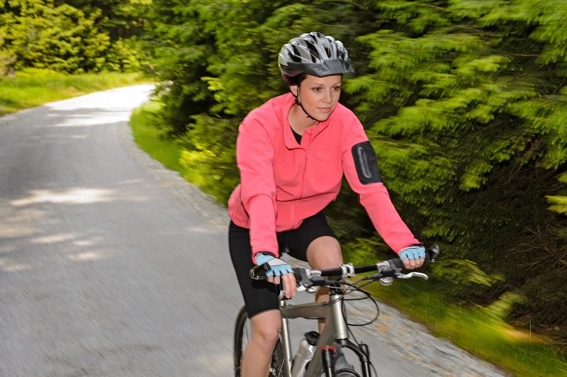 find time to exercise - cycle to work