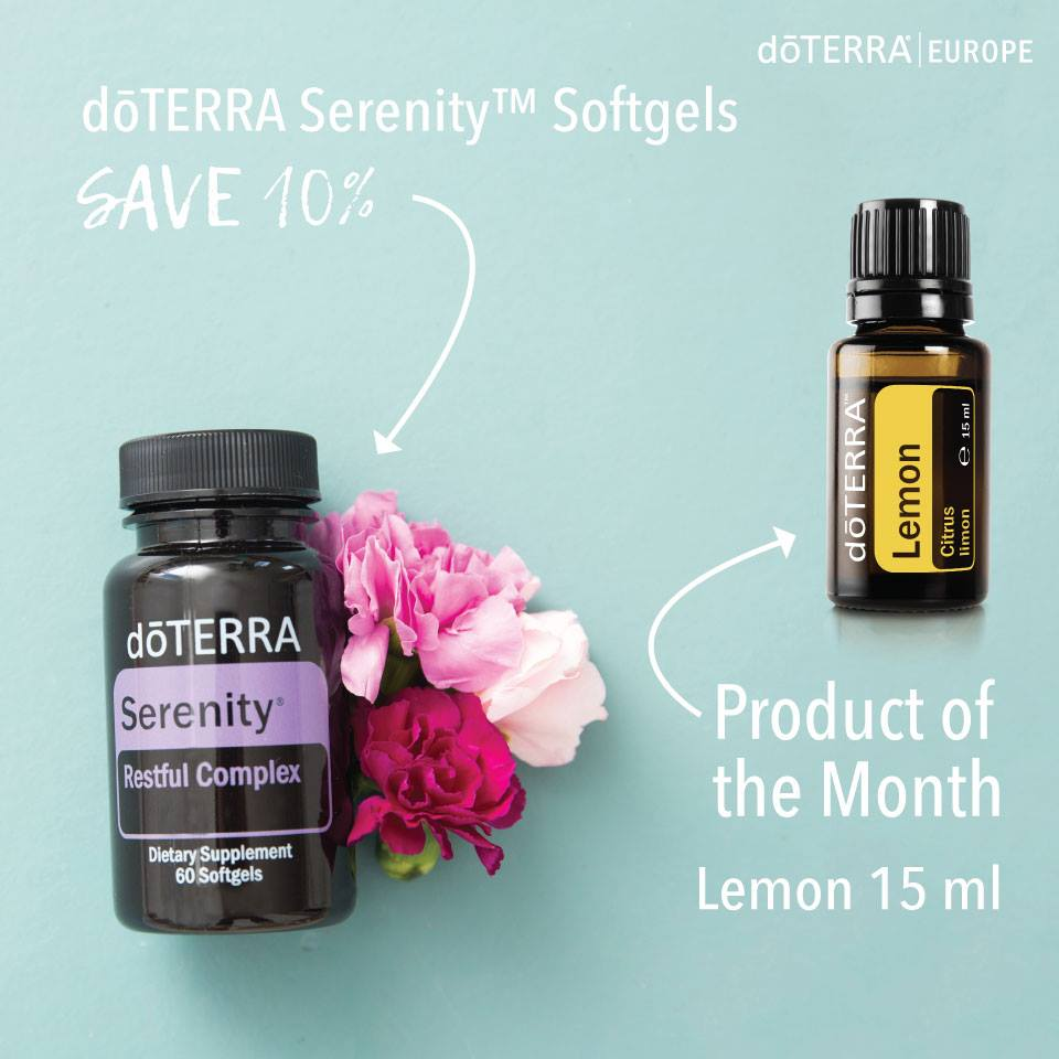 doterra Europe - October 2018 Promotion - Ora Leaders