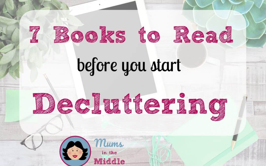 7 books you should read before you start to declutter