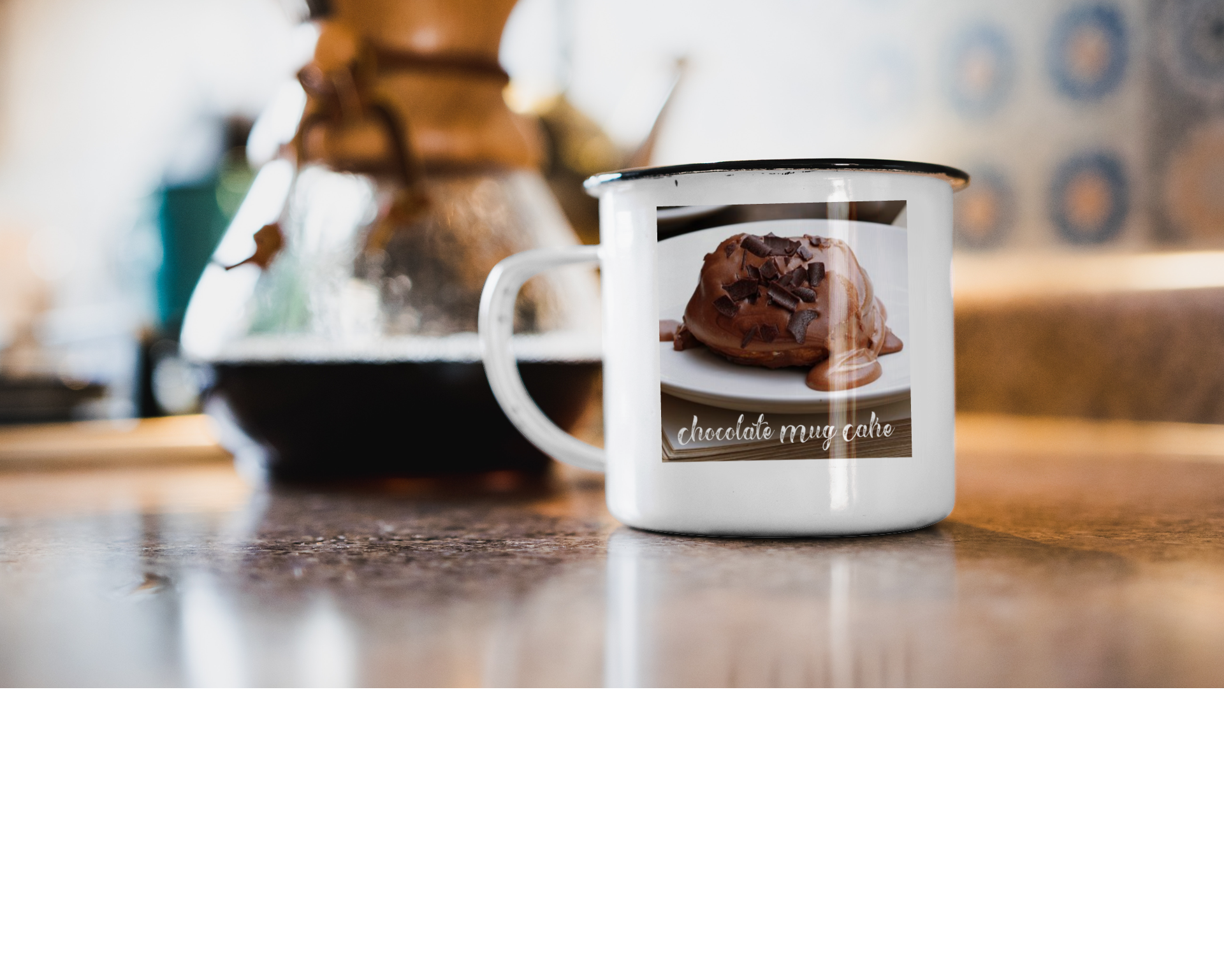 Chocolate mug cake - the most dangerous cake in the world... you want cake, you can have it in 5 minutes flat....