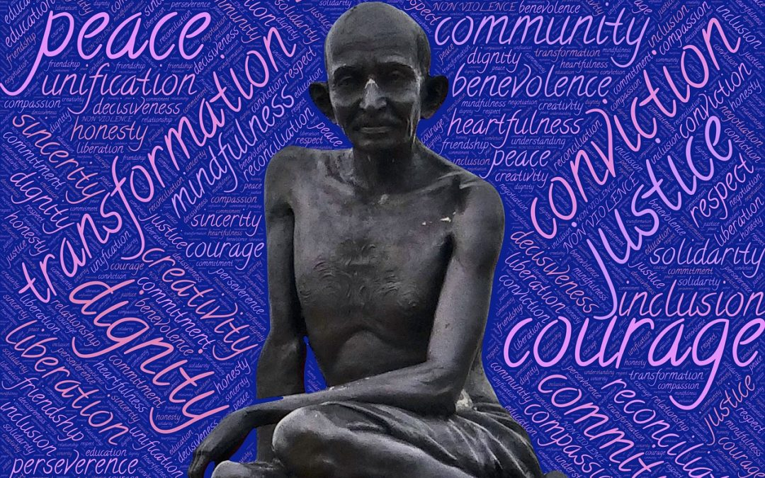 Mahatma Gandhi – an example of the Power of One