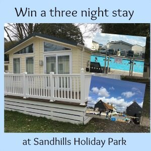 Win a 3 night stay at Sandhills Holiday Park Mudeford